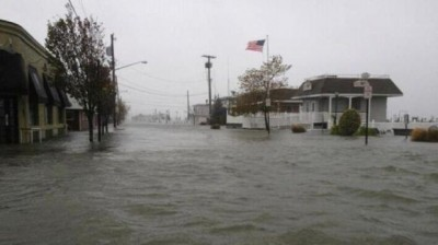 Facebook and Hurricane Sandy