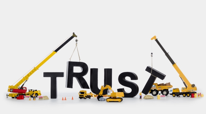 6 Ways to Use Marketing to Build Trust