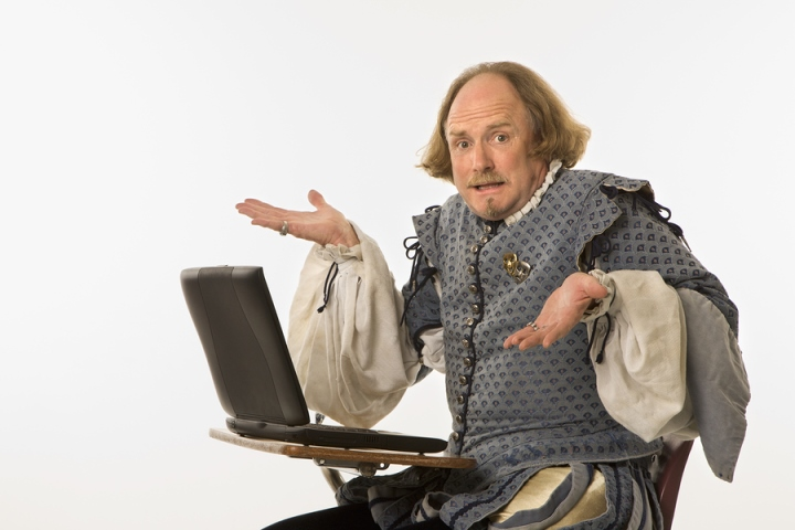 Why Your Marketing Content Should Sound Less Like Shakespeare and More Like CliffsNotes