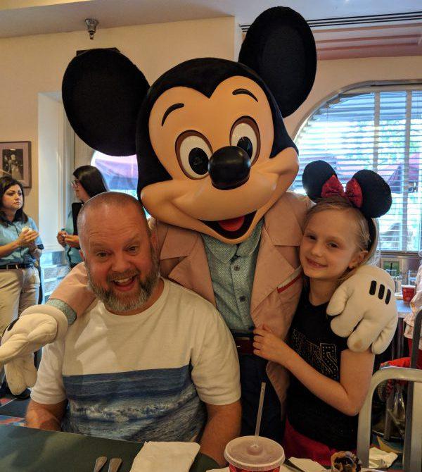 Mickey Is Still the Star