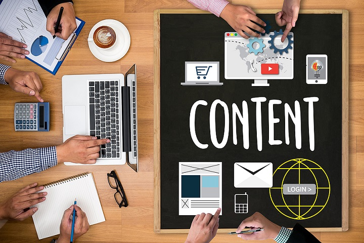 B2B Content Marketing Study: Website Content Value and Refreshes Drive Success
